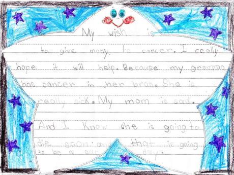 Ava's letter